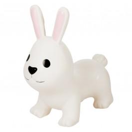Φουσκωτό Ζωάκι - Jumpy Λευκό Κουνελάκι
