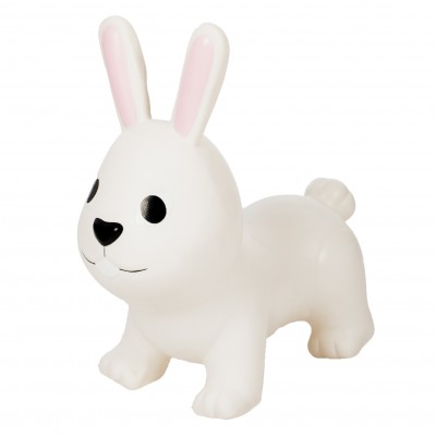 My first Jumpy - White Rabbit