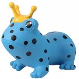 Φουσκωτό Ζωάκι - Jumpy Μπλε Βάτραχος