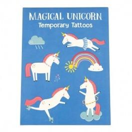 Temporary Tattoos Magical Unicorn