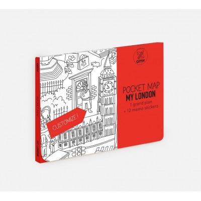 Pocket Map - London