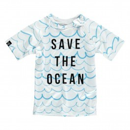 Rash Guard - Save the Ocean