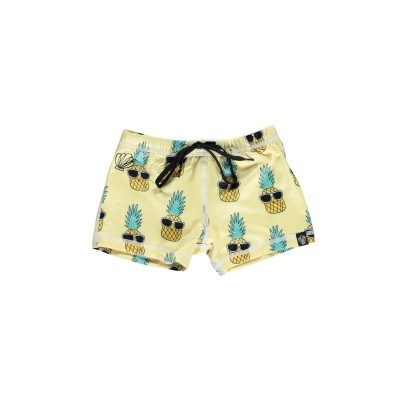 ba104106d84d Swim short Rash Guard - Pineapple - Alice on board