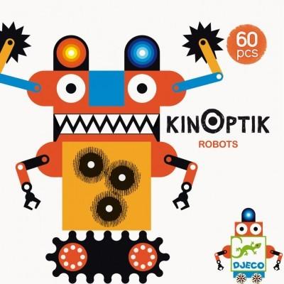 Kinoptik Game - Robots