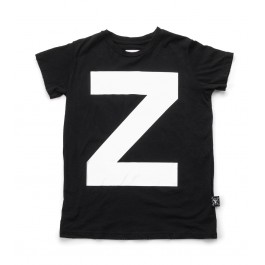 T-Shirt Black - Z