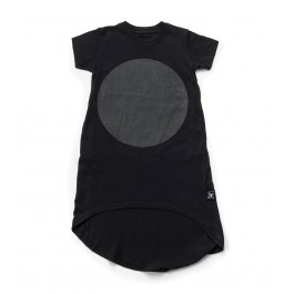 Circle Dress - Black