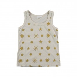Tank Top - Golden stars