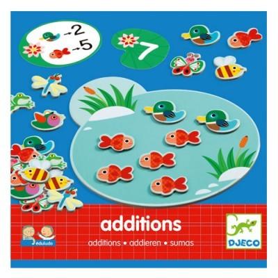 Eduludo - Learn additions