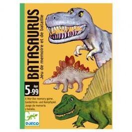 Επιτραπέζιο - Κάρτες με δεινόσαυρους