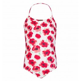 Swimsuit Beaded-Poppy
