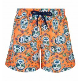 Swimshort - Mexican Skull