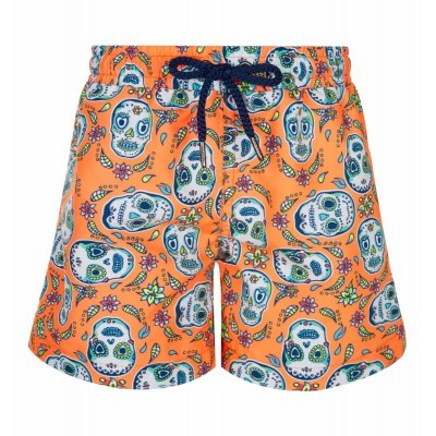 2abe103a86f1 Swimshort - Mexican Skull - Alice on board