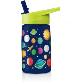 Eco Kids Tritan Drinking Bottle - Solar System