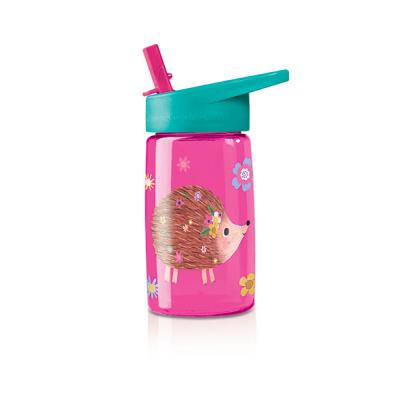 Μπουκάλι νερού με ενσωματωμένο καλαμάκι - Σκαντζόχοιρος