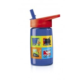 Eco Kids Tritan Drinking Bottle - Cars