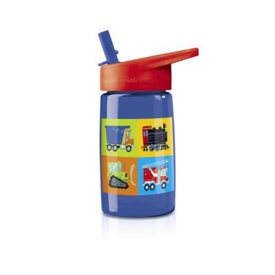 Eco Kids Tritan Drinking Bottle - Cars