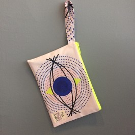 Waterproof Bag Woven - Bye Bye Evil Eye