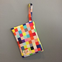 Waterproof Bag Woven - Colored Pixels