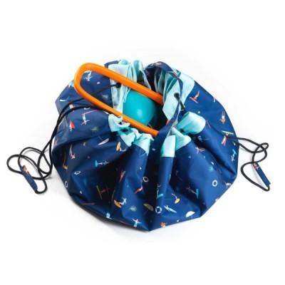 Αδιάβροχη τσάντα αποθήκευσης παιχνιδιών 2 σε 1- Surf