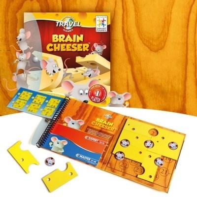 Επιτραπέζιο μαγνητικό παιχνίδι Brain Cheeser