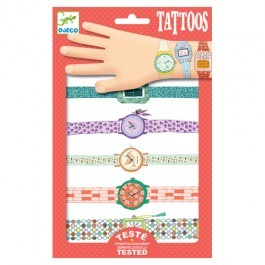 Tattoos - Wendy's Watches