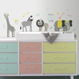 Wall Stickers - Savanna Animals
