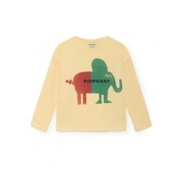 Round Neck T-Shirt - Pigphant