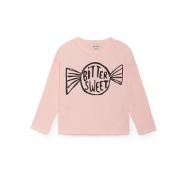 Round Neck T-Shirt - Bitter Sweet