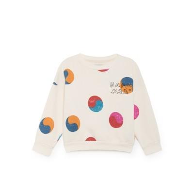 Μακρυμάνικο φούτερ για μωρά - Yin Yang