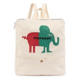 Pigphant School Bag