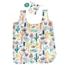 Αναδιπλούμενη τσάντα για ψώνια - Desert in Bloom