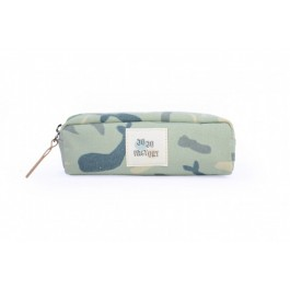 Pencil Case - Baleine