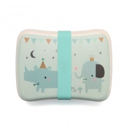 Lunch Box Bamboo - Rhino