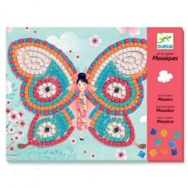 Mosaics Butterfly