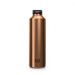 Ισοθερμικό μπουκάλι με infuser- Steel Cuivre
