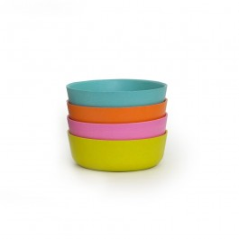 Set of 4 Bambino Bowl - Set 1 Pastel