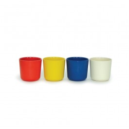 Bamboo Set of 4 Cups