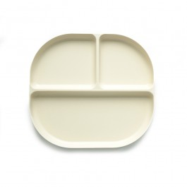 Bambino Divided Tray - White Colour
