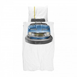 Duvet Cover Set - Bumper Car