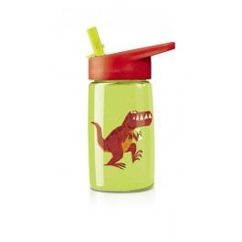 Μπουκάλι νερού με ενσωματωμένο καλαμάκι - Δεινόσαυρος