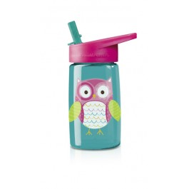 Eco Kids Tritan Drinking Bottle - Owl