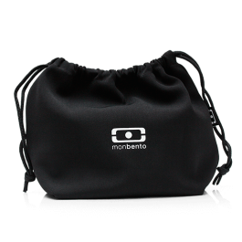 Pochette Black MB - The Bento Bag