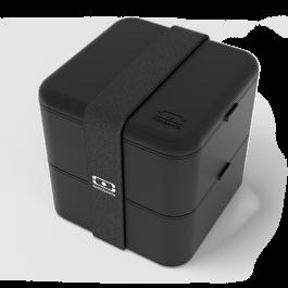 Square Black- Bento Box