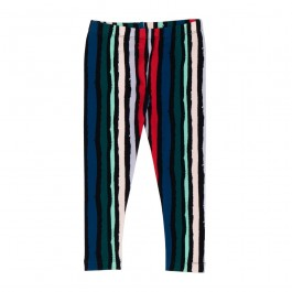 Multi striped Print Leggings - Kid
