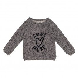 Love Sweater - Grey Melange