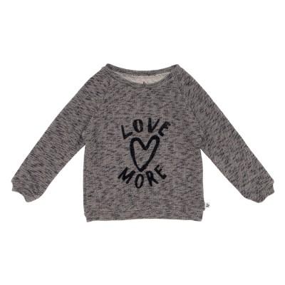 Love Sweater - Grey Melange