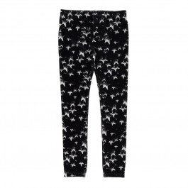 Velvet Leggings - Star Shower