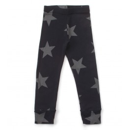 Star Leggings Black