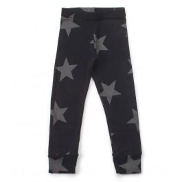 Star Leggings Black