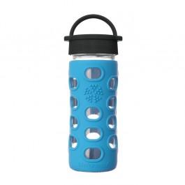Glass Bottle Classic Cap Cobalt Blue  - 350ml